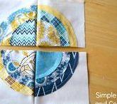 Quilts: Modern piecing