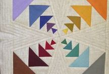 Quilts: Flying Geese
