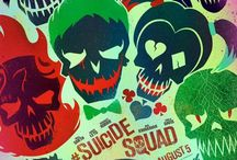 Suicide Squad / All my friends are heathens, take it slow.
