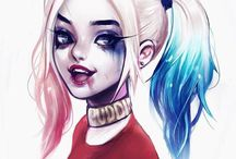 Harley Quinn / Harleen Quinzel, A gift from god.