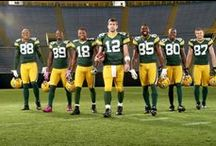 PACKERS! Go Pack Go! / by Victoria Dickens