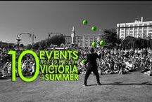 Explore Victoria & Vancouver Island / Come join us in one of Canada's most beautiful cities! (our weather is the best)