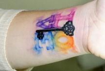 ink.  / by Kiana Colburn