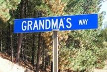 Grandma 'n Grandpa Stuff