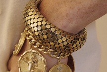 Vintage Charm Bracelets...SO OBSSESSED!!!!!! / by Curry Bhinda
