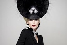 Le Chapeau..would wear all of these.. / by Curry Bhinda