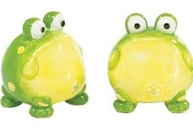 Frog Hoppers / by Debbie Stone