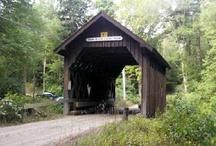 Covered Bridges..