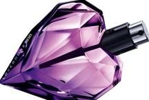 Perfume Bottles Old n' New