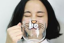 Cat mugs / Find a cat mug we might love? Let me know I will add you to the Board as a collaborator!