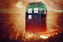 Doctor Who / by Captain Kathyrn Janeway