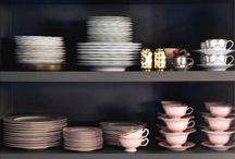 A/D * Open Shelves