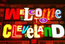 All Things Cleveland........ / by Rosie Sienna