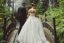 Enchanted forest wedding / by Paula Hamilton