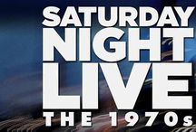 Vintage Saturday Night Live...... / When it was the best in the early years...... / by Rosie Sienna
