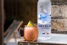 Grey Goose at SXSW / A collection of Grey Goose cocktails as colorful, and flavorful, as the diverse gathering of top-notch talent at this year's SXSW. / by Grey Goose