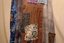 sewing - refashion with skirts