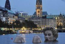 Hamburg / Hansestadt Hamburg, Germany, tourism, HafenCity, architecture
