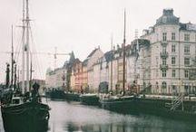 Danmark og København / by Emily Mankowski