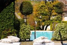 Corte Gondina Boutique Hotel / Boutique hotel in La Morra Piemont Langhe Italy with pool and spa. New UNESCO world heritage site.