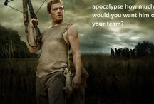 My Zombie Apocolypse Must Haves!!!