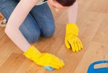 Cleaning Tips and More...
