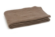 Cashmere Blankets - By Amancara / Cashmere Collection Amancara Luxury Italian Linens