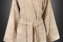 Bathrobes - By Amancara / Bathrobe Collection Amancara Luxury Italian Linens