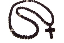 33Knots Knotted Rosaries / Knotted Rosaries by 33Knots. The classic prayer rope knotted in a way that it resembles a rosary.