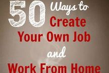 work from home / Legitimate work at home opportunities and ways to make money online.