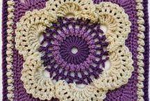 Crochet Granny square`s