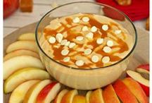 Sweets - Dips (WW & Diabetes Friendly) / by Kristina Elmore