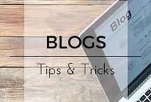 Blogging Tips & Tricks / Blogging tips and tricks on how to grow pageviews, social media management and more.