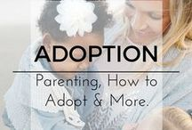 Adoption / Learn about the adoption process, adoptive parenting, transracial adoption and more.