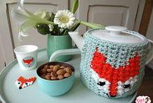 Tea cozy, tea cosy, teacosies