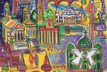 Berliner Dom / Berlin Cathedral Church / Oberpfarr- und Domkirche zu Berlin / La Cathédrale de Berlin / Берлинский кафедральный собор / Katedra w Berlinie / ベルリン大聖堂 / 베를린 대성당
