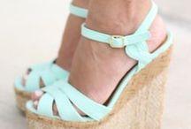 s h o e s / Shoe Goals