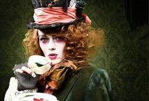 Twisted Tea Party - Alice in Wonderland Tea Party / Alice in Wonderland inspired tea party finds