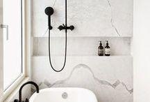 b a t h r o o m / Bathroom Goals