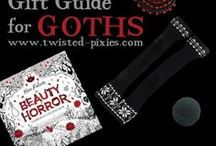 Gifts for Goths - Gothic Gifts Ideas