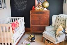 nursery/kid's room.  / by Jamie Zintgraff