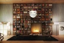 the library. / by Jamie Zintgraff