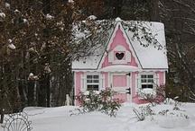 Homes / by Jill Knutson
