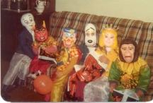 Holidays / Halloween - Vintage Photos