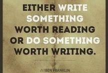 Writing, language, and literature - oh my!