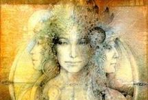 Goddesses, wiccans, and other fair folk
