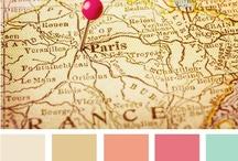 Colors / Color Palettes