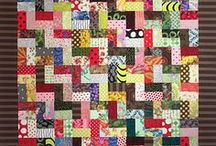 QUILTING MY FAVORITE / by Cheryl Rice-Benson