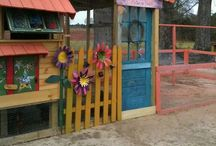 Chicken Coops / by Love To Craft