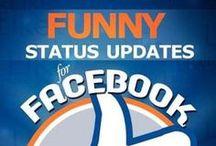 Funny Facebook Status Updates / Funny Facebook Status Updates via http://www.FunnyStatus.com